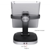 Alternate view 7 for Logitech 980-000590 Speaker Stand for iPad