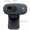 Alternate view 5 for Logitech HD Webcam C270