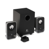 Alternate view 2 for Logitech LS21 2.1 Stereo Speakers Bundle