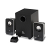 Alternate view 4 for Logitech LS21 2.1 Stereo Speakers Bundle