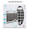 Alternate view 2 for Logitech K360 Wireless Keyboard - 920-003365