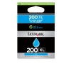 Alternate view 2 for Lexmark 200XL Cyan Ink Cartridge