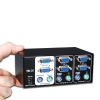 Alternate view 6 for Linkskey LKV-DM02SK Dual Monitor KVM Switch