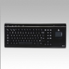 Alternate view 4 for Logitech Cordless Mediaboard Pro Keyboard (PS3)