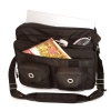 Alternate view 3 for MobileEdge MEEMB1 Messenger Laptop Bag, Black