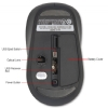 Alternate view 7 for Microsoft GMF-00030 Wireless Mobile Mouse 3500