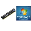 Alternate view 2 for Microsoft Windows 7 Professional 32BIT - OE Bundle