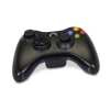 Alternate view 2 for Microsoft Xbox 360 Wireless Black Controller
