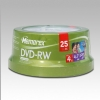 Alternate view 4 for Memorex 4.7GB 25-Pack 4X DVD-RW, Spindle