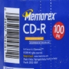 Alternate view 6 for Memorex 04581 100 Pack 52X CD-R Spindle