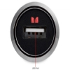 Alternate view 4 for Monster Mobile PowerPlug USB 600 Car Charger