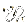 Alternate view 4 for Monster Turbine Pro Gold Audiophile In Ear Speaker