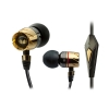 Alternate view 5 for Monster Turbine Pro Gold Audiophile In Ear Speaker