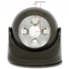 Alternate view 5 for Maxsa 40242 Battery-Powered Anywhere Light
