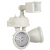 Alternate view 3 for Maxsa 40218 Solar-Powered Dual Head Security Light