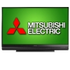 "Alternate view 3 for Mitsubishi WD-73642 73"" Class DLP 120hz 3D HDTV"