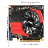 Alternate view 5 for MSI GeForce GT 430 1GB DDR3 PCIe Video Card