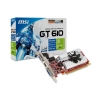 Alternate view 7 for MSI GeForce GT 610 2GB DDR3 Video Card
