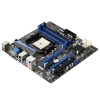 Alternate view 5 for MSI A75MA-G55 AMD A Series Socket FM1 Mothe Bundle
