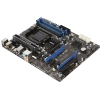 Alternate view 3 for MSI 990FXA-GD65 AMD 990FX Socket AM3+ Motherboard
