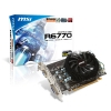 Alternate view 7 for MSI Radeon HD 6770 1GB GDDR5 PCIe 2.1 Video Card