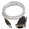 Alternate view 2 for Sabrent USB 2.0 to Serial 6ft Adapter Cable
