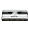 Alternate view 3 for Sabrent USB-HWPS USB 2.0 External 7-Port Hub