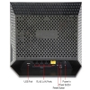 Alternate view 5 for Netgear 1750 Mbps R6300 Wirelss 802.11AC Router