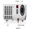 Alternate view 4 for NEC NP-V260X XGA 3D Mobile DLP Projector