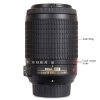 Alternate view 4 for Nikon AF-S DX VR Zoom-NIKKOR 55-200mm Lens