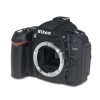 Alternate view 3 for Nikon D90 25448 12.3 Megapixel DSLR with 18-105mm 