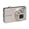Alternate view 2 for Nikon Coolpix S6000 26213 Digital Camera