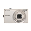 Alternate view 7 for Nikon Coolpix S6000 26213 Digital Camera