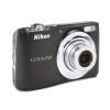 Alternate view 2 for Nikon Coolpix L24 Black 14MP Digital Camera