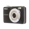 Alternate view 4 for Nikon Coolpix L24 Black 14MP Digital Camera