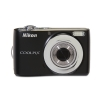 Alternate view 6 for Nikon Coolpix L24 Black 14MP Digital Camera