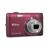 Alternate view 2 for Nikon S4100 Coolpix 14MP Digital Camera