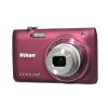 Alternate view 4 for Nikon S4100 Coolpix 14MP Digital Camera