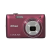 Alternate view 6 for Nikon S4100 Coolpix 14MP Digital Camera