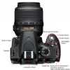 Alternate view 7 for Nikon D3200 Digital SLR Camera  Bundle