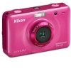 Alternate view 2 for Nikon COOLPIX S30 Digital Camera - Pink