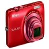 Alternate view 4 for Nikon Coolpix S6300 16MP Digital Camera