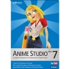 Alternate view 3 for Smith Micro Anime Studio Pro 7 Software Bundle