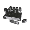 Alternate view 4 for Night Owl 8-Channel 8-Camera DVR Security System