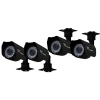 Alternate view 2 for NIGHT OWL Wired Color Security Cameras - 4 Pack