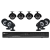 Alternate view 2 for Night Owl 16-CH 500GB 8-Camera Security Kit