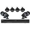 Alternate view 2 for Night Owl  16-CH 1TB  8-Camera Security Kit