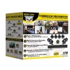 Alternate view 3 for Night Owl  16-CH 1TB  8-Camera Security Kit