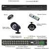 Alternate view 5 for Night Owl  16-CH 1TB  8-Camera Security Kit