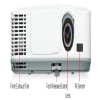Alternate view 4 for NEC NP-M260X XGA LCD Portable Projector REFURB